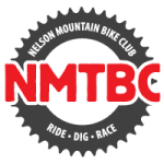 Nelson Mountain Bike club logo